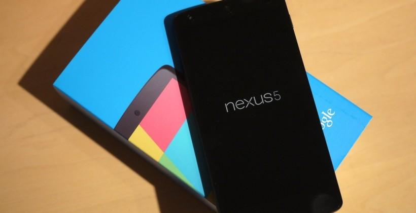 Nexus 5 first-impressions