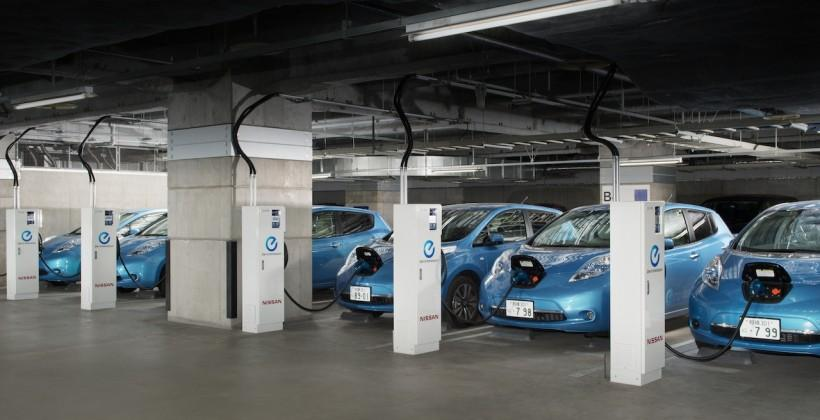 Leaf EV could power your employer Nissan research suggests