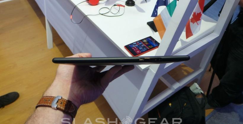 Nokia Lumia tablet with 8-inch display in the works