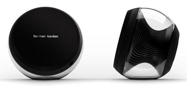 Harman Kardon Nova Stereo Streaming Sound System does wireless audio streaming