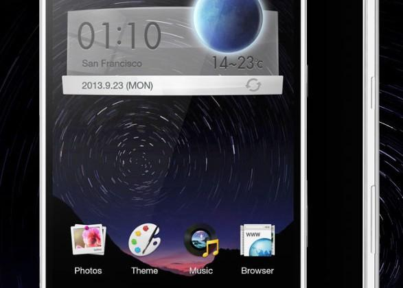 OPPO N1 limited edition smartphone running CyanogenMod ships in December