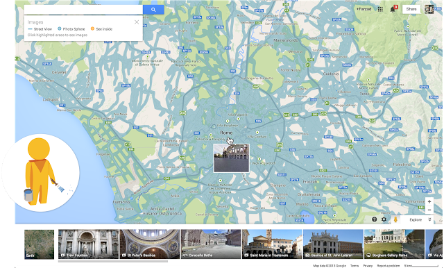 Google Maps revives Pegman, rolls out new features