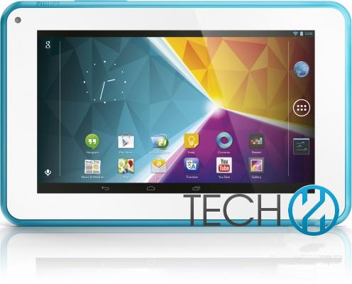 Philips Amio tablet leaks with Android Jelly Bean