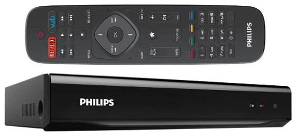 Philips HDR5710 and HDR5750 HDRs offer integrated Wi-Fi and support streaming media services