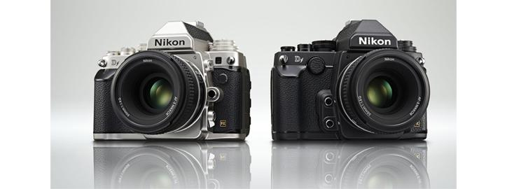 Nikon Df unveiled as a lightweight FX-format DSLR