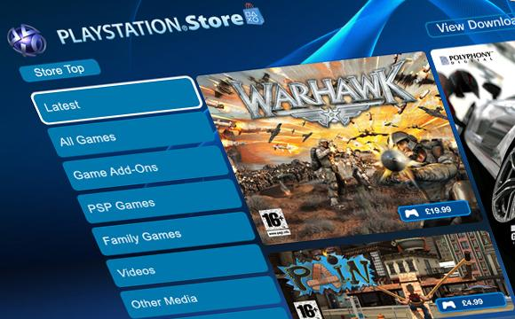 Sony PS3 PlayStation Store update adds PayPal support