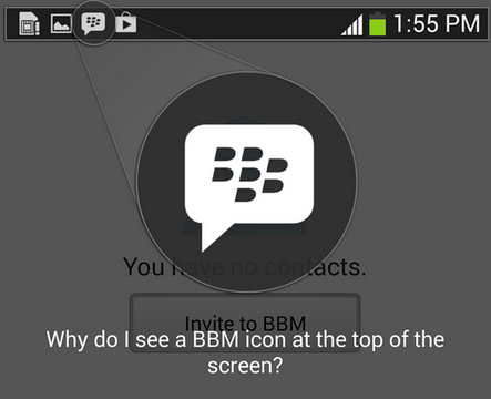 BBM update for iOS hits wi-fi iPad, brings Android battery fix
