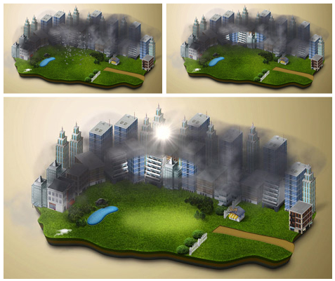 """Designer develops smog """"vacuum cleaner"""" to make cities breathable"""
