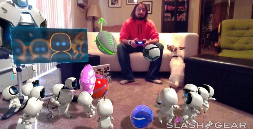 """PS4 Playroom DLC """"Toy Maker"""" released: we go hands-on"""