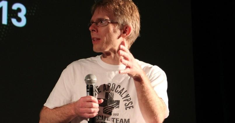 John Carmack leaves id Software for full-time Oculus Rift