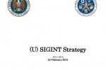"NSA ""SIGINT Strategy"" paper targeted ""anyone, anytime, anywhere"""