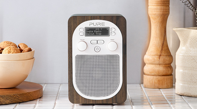 Pure Evoke D4, D2 radios arrive with Bluetooth onboard