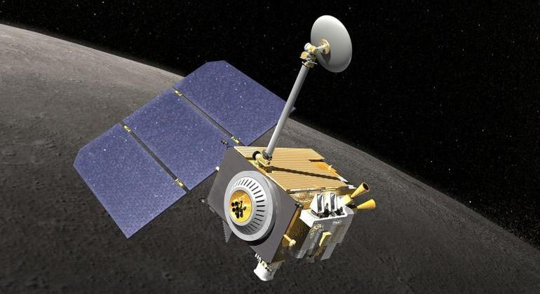 NASA LRO uncovers new details on space radiation near the moon
