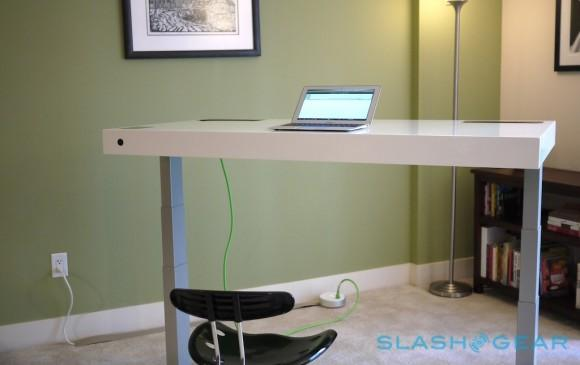 Stir Kinetic Desk goes on sale for standing work addicts