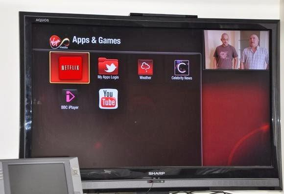Netflix now available on Virgin Media TiVo set-top boxes in the UK