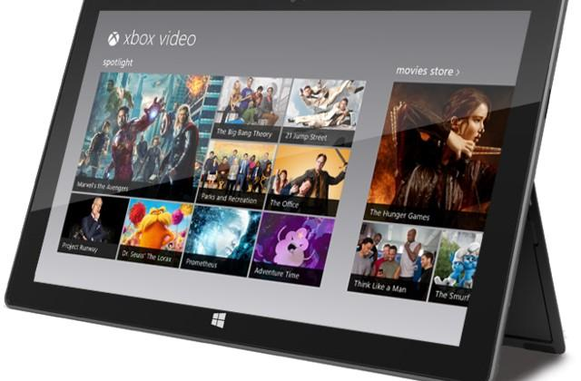 Xbox Video for web launches – No HD for it or Windows Phone app