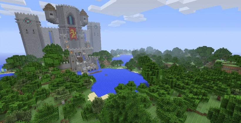 Minecraft PS3 release set, PS4 and PS Vita move to 2014