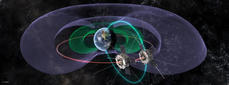 NASA Van Allen probes confirm Earth as giant particle accelerator
