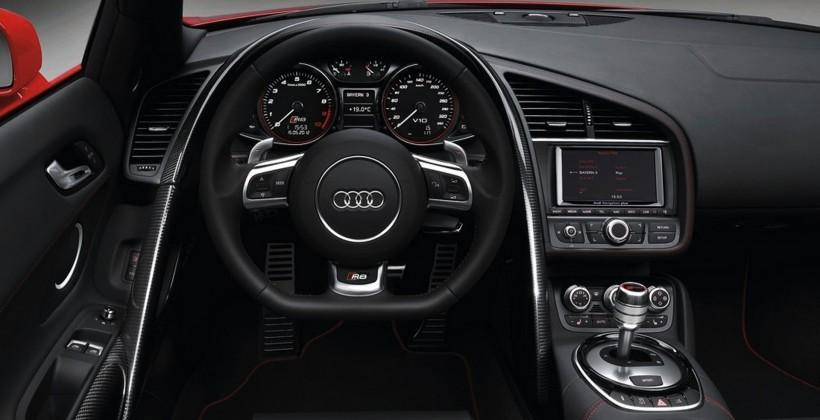 Audi, Nvidia, Google to collaborate on auto dashboard systems
