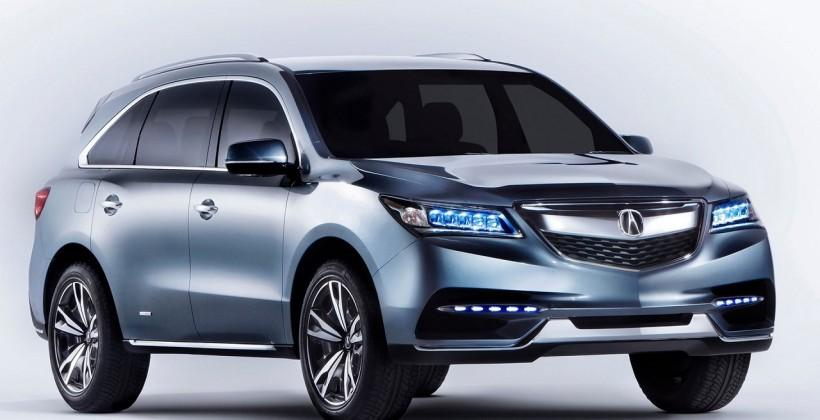 2014 Acura MDX models recalled over powertrain issue