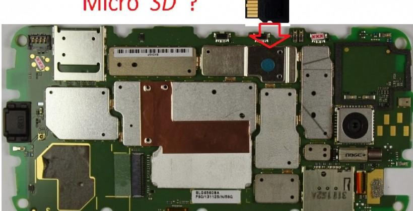 Moto G microSD expansion? Not so fast