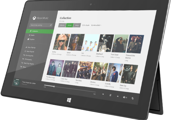 Xbox Music gets Gracenote for cloud-based streaming