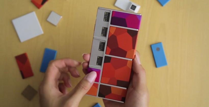 "Motorola ""Project Ara"" modular smartphone prototype nears completion"