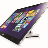 Lenovo A740 27-inch all-in-one PC hailed as thinnest in class