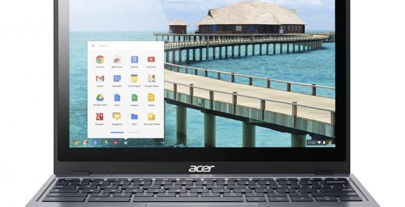 Chromebooks see incredibly kind 2013