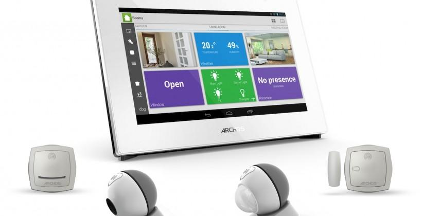 Archos Connected Home hooks automation to Android tablet