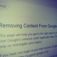 Google took no action against links in 9% of takedown requests