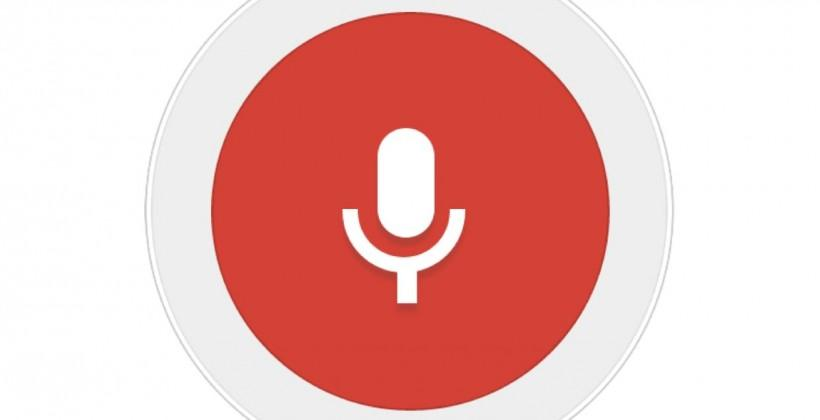 Google rolls out voice search update with support for three additonal languages