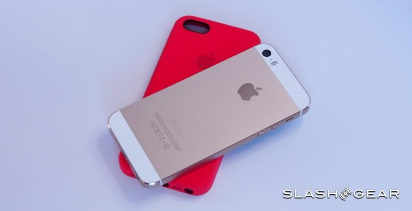 iPhone 5S outsells iPhone 5C 3:1 in the UK