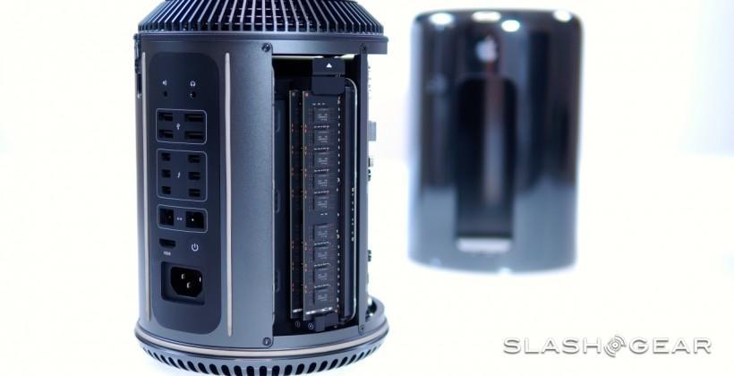 Mac Pro teardown reveals upgradeable processor