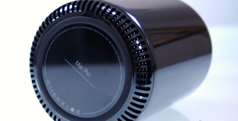 The 2013 Mac Pro is here – and it's beautiful