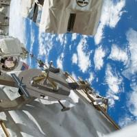 ISS spacewalks complete, astronauts send back some stunning images