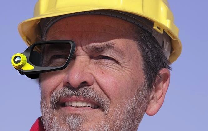 Vuzix M2000AR smart glasses debut Nokia hologram AR tech