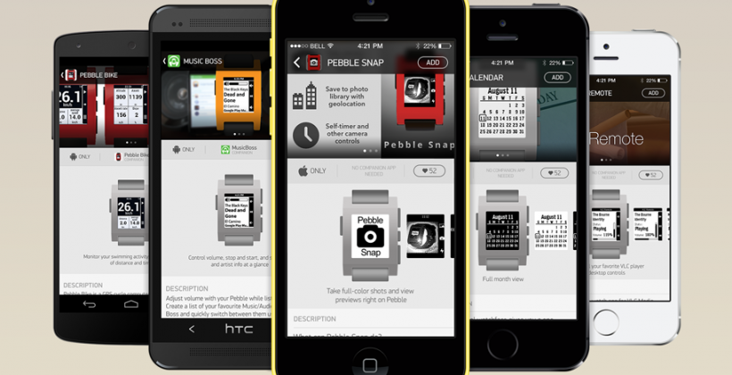 Pebble appstore to bring second life to smartwatch ecosystem
