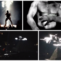 Kanye and Kinect: Yeezus tour utilization and live motion capture