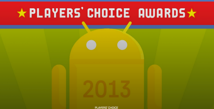 """Google """"Players Choice"""" curates top Android apps from 2013"""