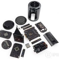 Mac Pro iFixit teardown: most repairable Apple product of 2013