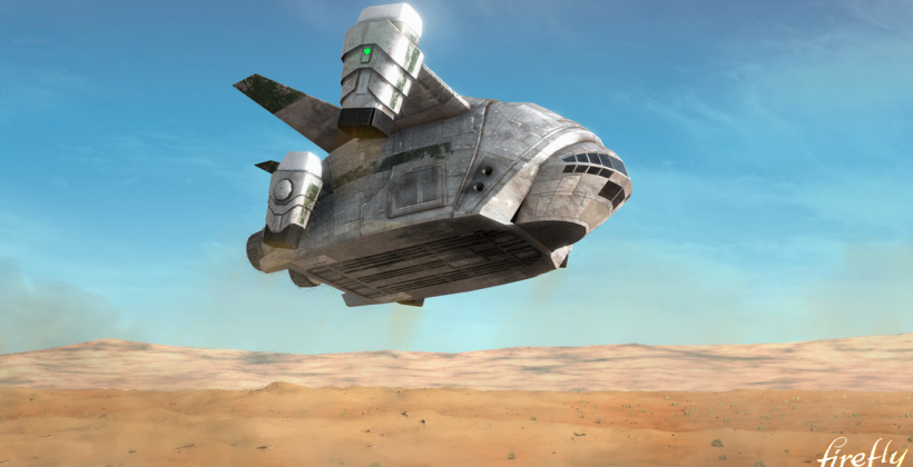 Firefly Online preview brings us closer to QMX-made greatness