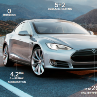 NHTSA reaffirms Tesla Model S safety rating for good measure