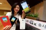 LG GX official: 5.5-inch display on Snapdragon 600
