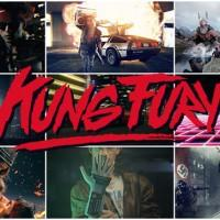Kung Fury trailer takes retro-futuristic camp to a new level