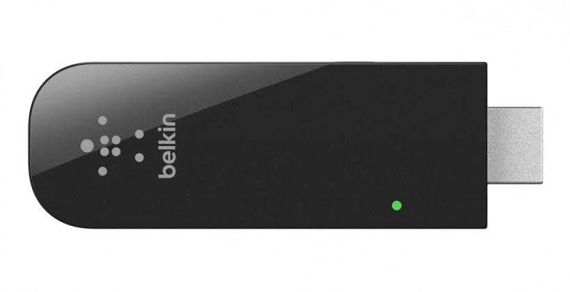 Belkin Miracast Video Adapter shoots content from Android devices to the TV