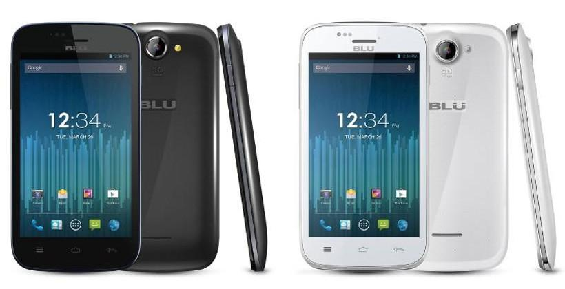 Blu Studio 5.0 II and Advance 4.0 Android smartphones debut