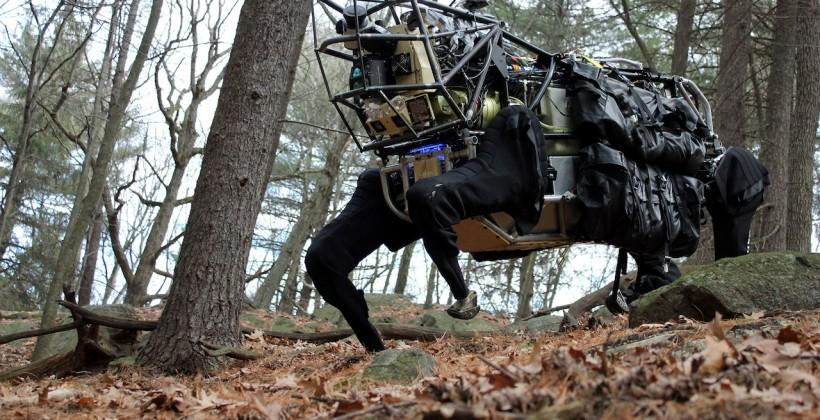 Google buys Boston Dynamics for terrifying robot expertise