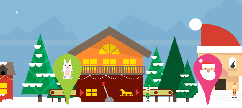Google Santa Tracker joins voicemail system and North Pole village