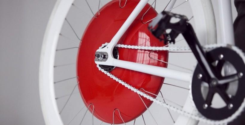 MIT's Copenhagen Wheel makes bicycles electric, goes up for pre-order